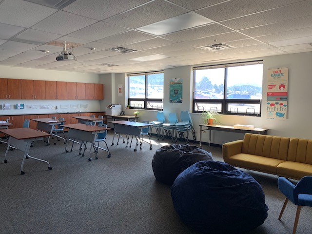 Student Resource Center (room 232)